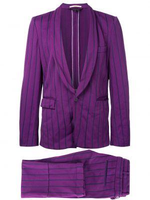 Нейлоновый фиолетовый костюмный костюм Comme Des Garçons Pre-owned