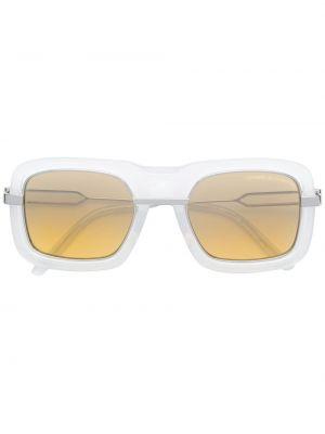 Białe okulary Calvin Klein 205w39nyc
