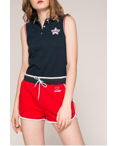 Спортивные шорты с карманами с поясом Wrangler