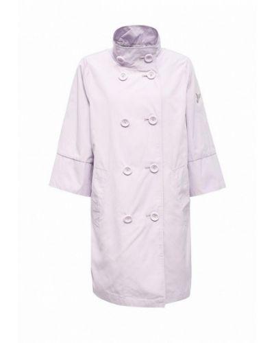 Фиолетовый плащ весенний Odri Mio