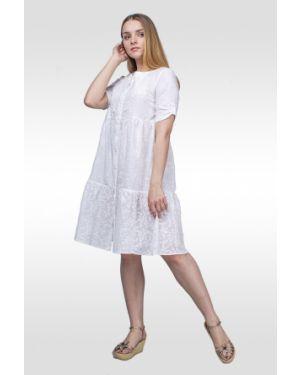 Платье на пуговицах платье-сарафан Lila Classic Style
