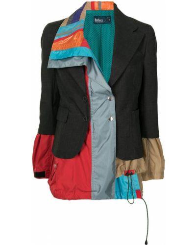 Серая куртка длинная Kolor