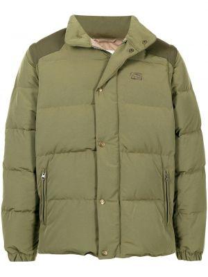 Зеленая куртка с перьями Billionaire Boys Club