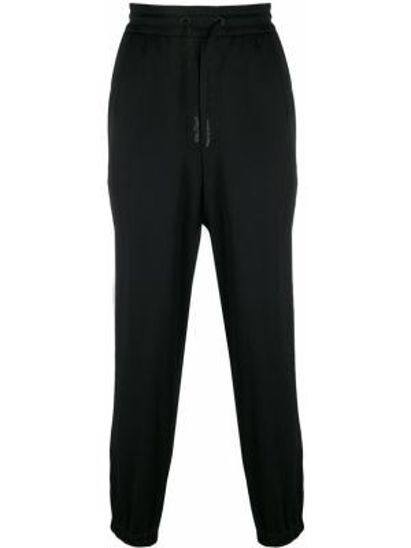 Spodnie z wiskozy - białe Mcq Alexander Mcqueen