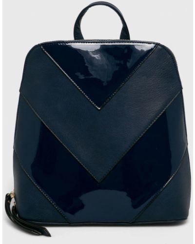Кожаный рюкзак с отделениями универсальный Answear