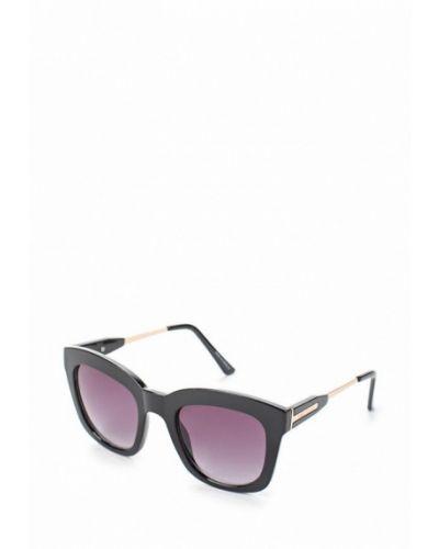 Черные солнцезащитные очки River Island