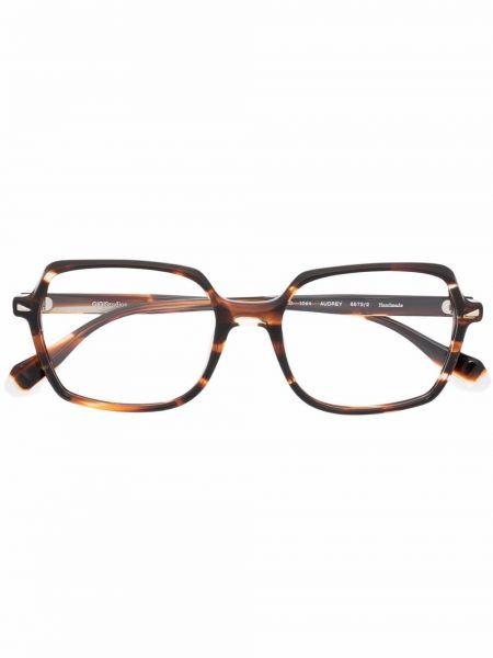 Brązowe okulary Gigi Studios