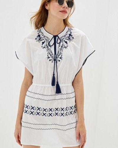 Пляжное платье - белое Nymos