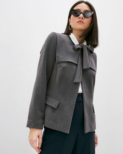 Серый пиджак L'autre Chose