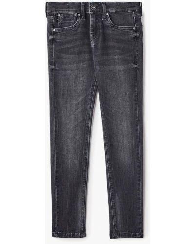 Джинсы черные Pepe Jeans