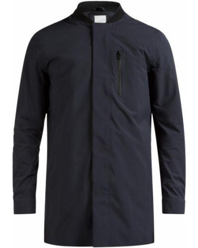 Długi płaszcz - niebieski J.lindeberg
