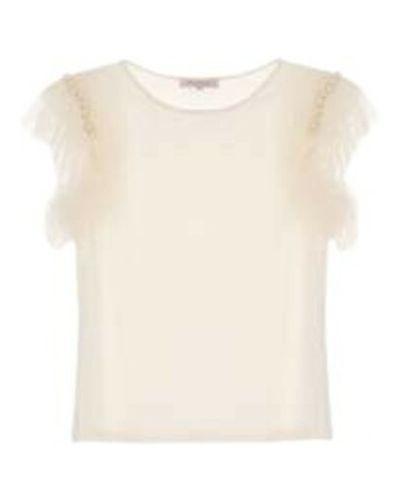 Koszula - beżowa Please