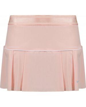 Теннисная розовая спортивная юбка для сна Nike