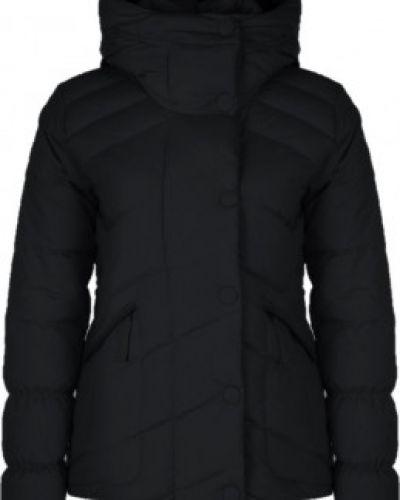 Куртка с капюшоном - черная Columbia
