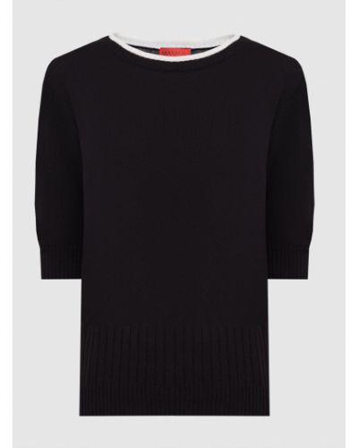 Джемпер с короткими рукавами - черный Max & Co