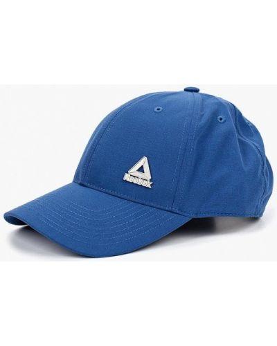 Синяя бейсболка Reebok