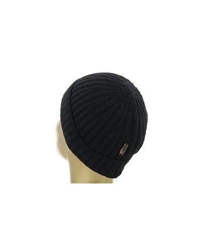 Черная шапка Cortigiani