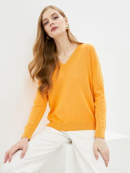 Оранжевый свитер Marks & Spencer