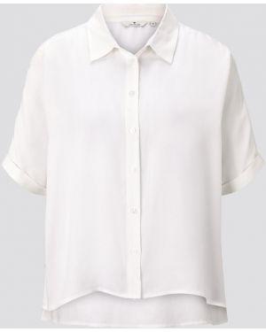 Белая блузка Tom Tailor