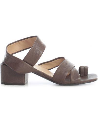 Brązowe sandały Marsell