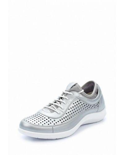Кроссовки серебряного цвета Ralf Ringer