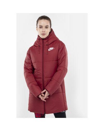 Куртка с капюшоном утепленная спортивная Nike