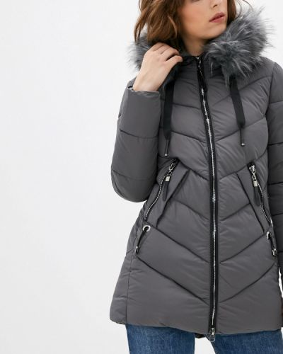 Зимняя куртка осенняя утепленная B.style