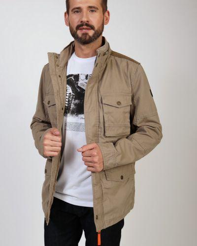Хлопковая куртка Tom Tailor