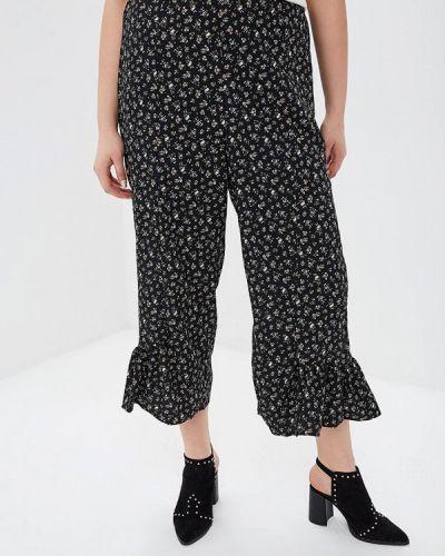 Черные брюки Lost Ink Plus