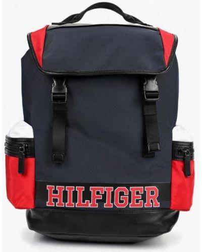 Рюкзак городской синий Tommy Hilfiger