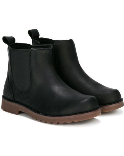 Ботинки черные Ugg Australia Kids