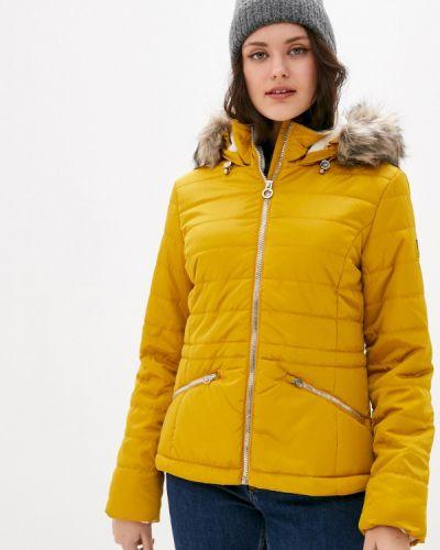 Утепленная куртка - желтая Regatta