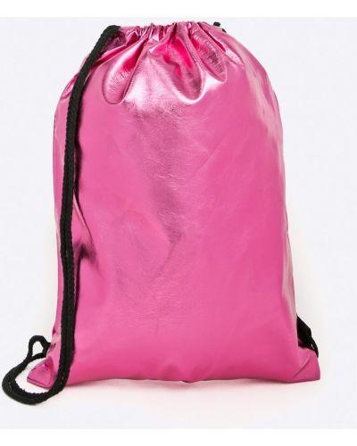 Розовый рюкзак с отделениями Answear
