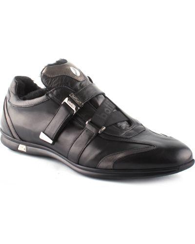 Кроссовки черные Roberto Botticelli