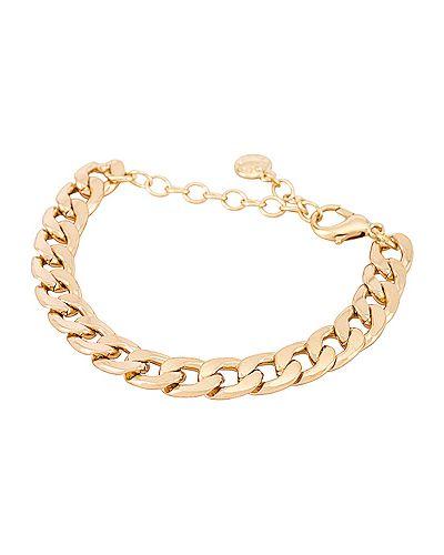 Złota bransoletka ze złota pozłacana Baublebar