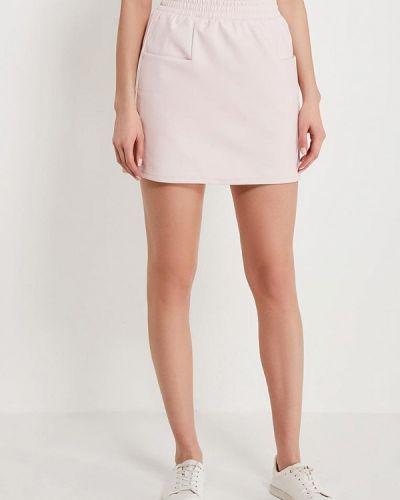 Розовая юбка Noisy May