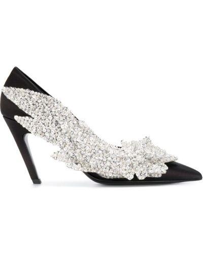 Кожаные туфли Balenciaga
