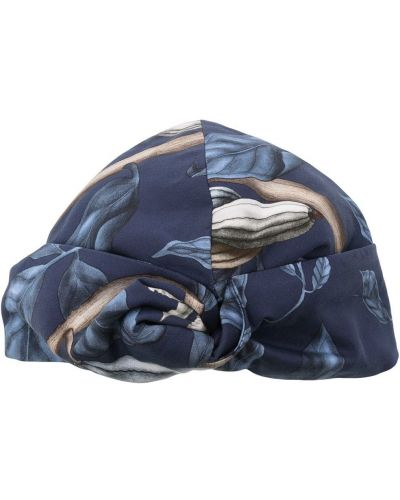Niebieski turban Johanna Ortiz