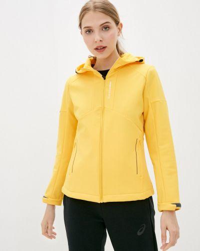 Желтая куртка High Experience
