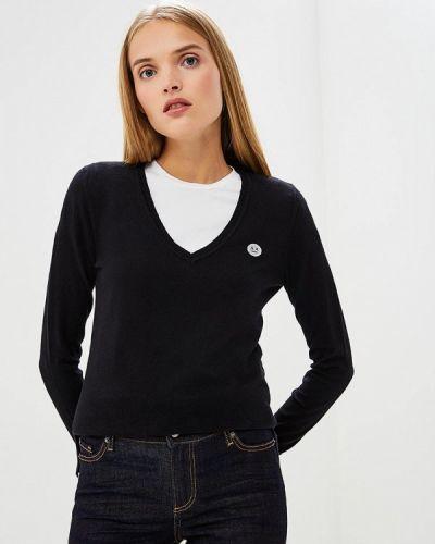Черный пуловер Armani Exchange
