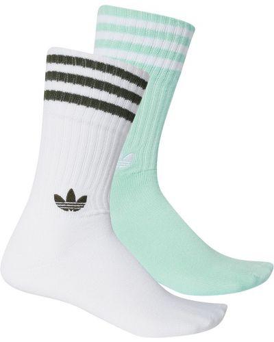 Носки высокие с отворотом мягкие Adidas