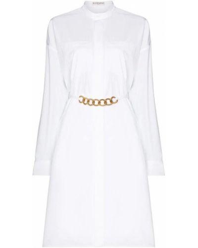 Sukienka koszulowa na co dzień Givenchy
