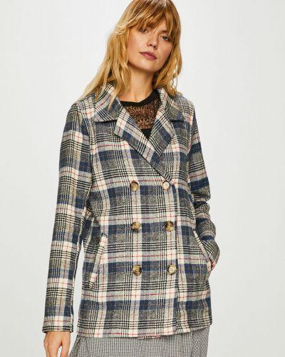 Классический пиджак прямой шерстяной Trendyol