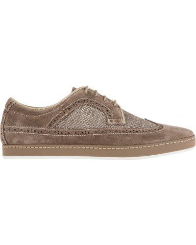 Туфли замшевые Giampiero Nicola