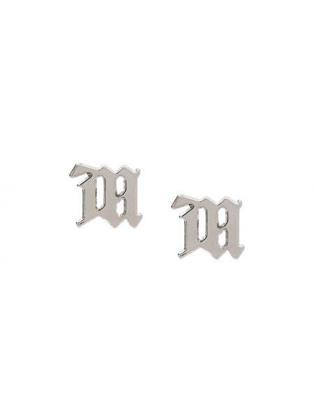 Kolczyki sztyfty srebrne Misbhv