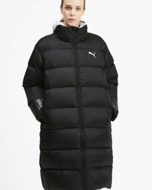 Куртка черная осенняя Puma