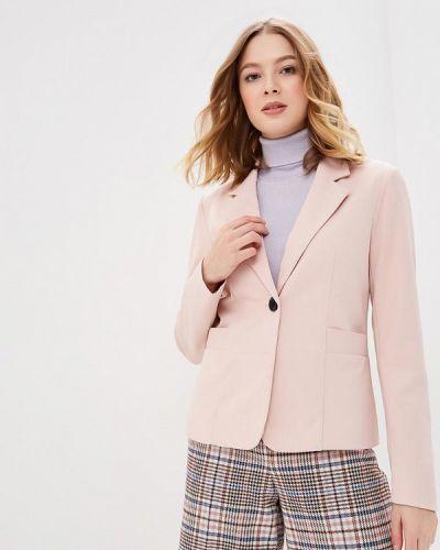 Розовый пиджак весенний Only