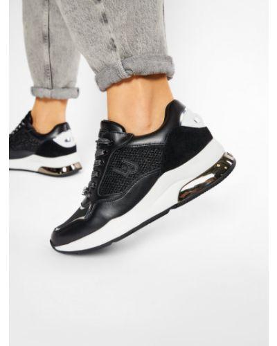 Czarne sneakersy Liu Jo
