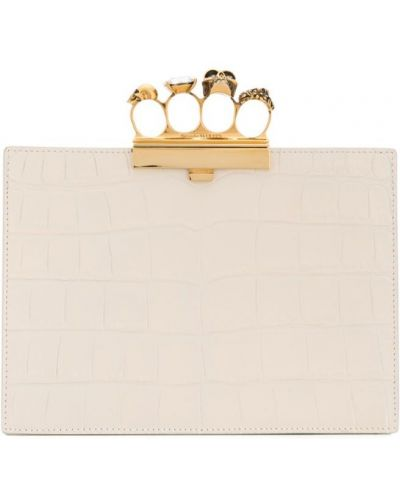 57fcab1ad070 Женские кожаные сумки Alexander Mcqueen (Александр Маккуин) - купить ...