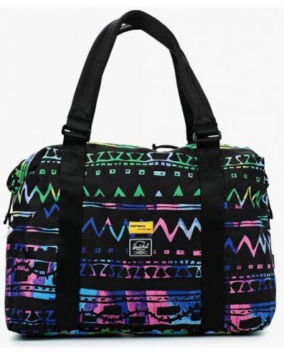 Черная спортивная сумка Herschel Supply Co.
